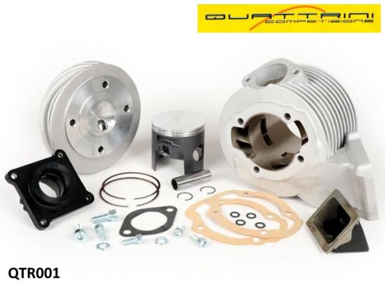 Quattrini 210cc cylinder kit Lambretta S1 + S2 + S3 + SX + DL 125/150/175cc