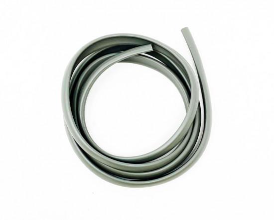 Grey legshield rubber beading