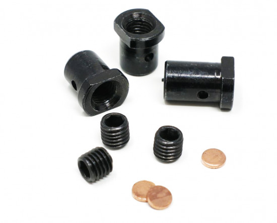 Cable nipples kit Sip Scootershop for Lambretta S1 + S2 + S3 + GP