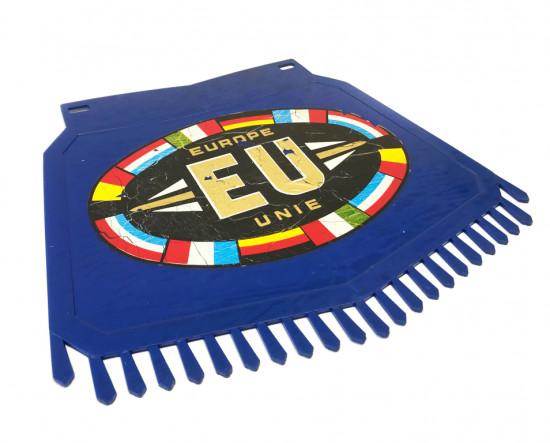 Universal mudflap Biemme EU Blue - NOS