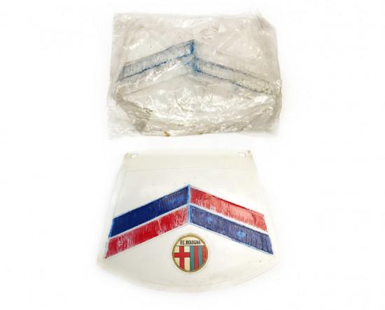 "Universal mudflap Metalplast ""FC Bologna"" white - NOS"