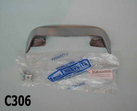Cornice stemma posteriore Lambretta S3 + TV3 + Special + SX
