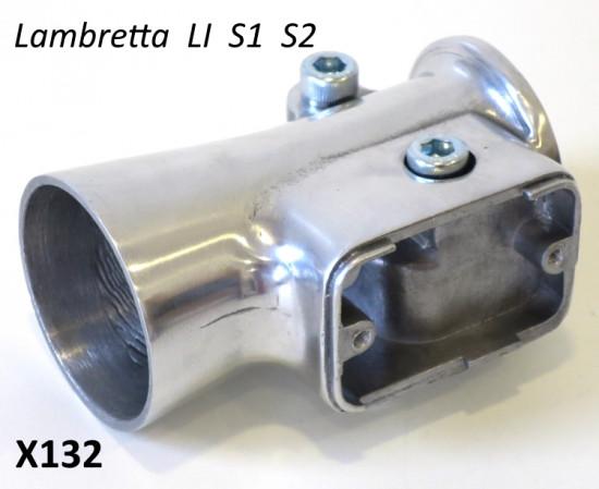 Handlebar master cylinder mounting for Casa Performance disc for Lambretta S1 LI + S2 LI