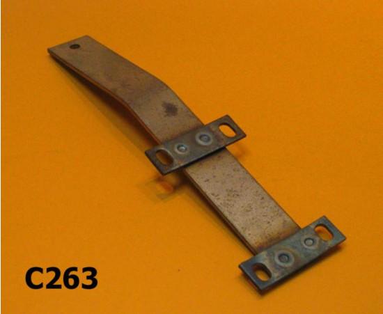 Telaio supporto portatarga Lambretta D125 + D150