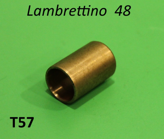 Bronze bush for fork link pin T56 Lambrettino 48