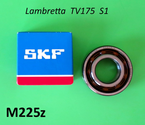 High quality flywheel side crankshaft ball bearing for Lambretta TV175 S1 (early version)