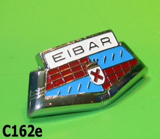 'Eibar' front horncasting badge for Series 3 Spanish Lambretta's