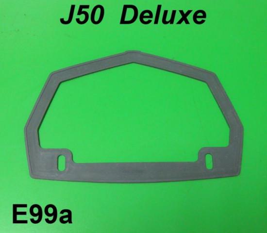 J50 Deluxe grey rear light unit gasket