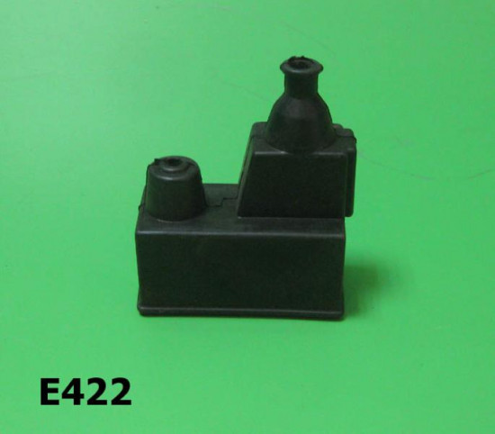 Electronic coil rubber