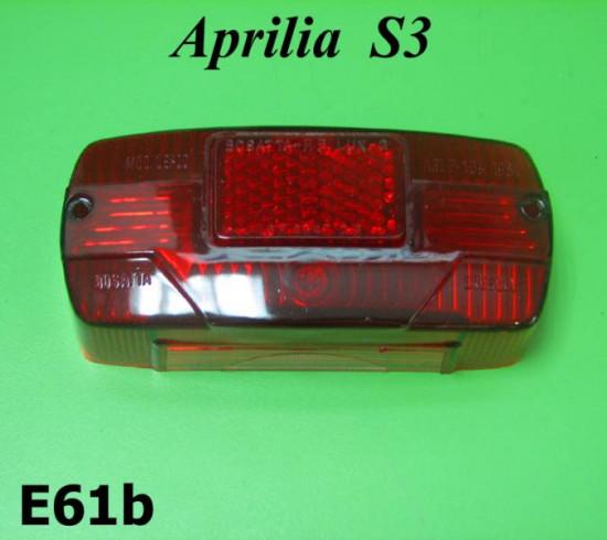 Rear light lense Aprilia S3