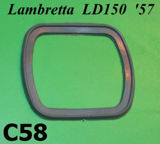 Guarnizione grigia per contakm Lambretta LD150 '57