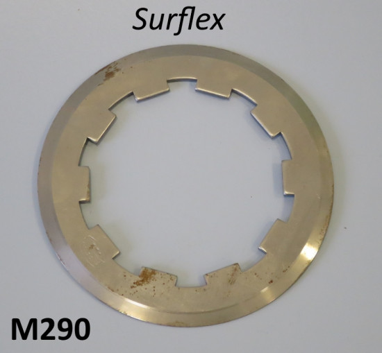 Top metal clutch plate (2.5mm thick)