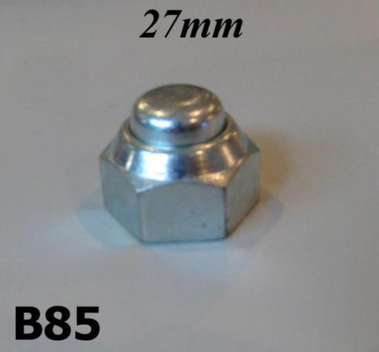 Rear hub nut Lambretta S1 + S2 + S3 + SX + GP/DL