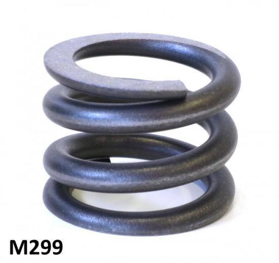 Large spring for front sprocket assembly