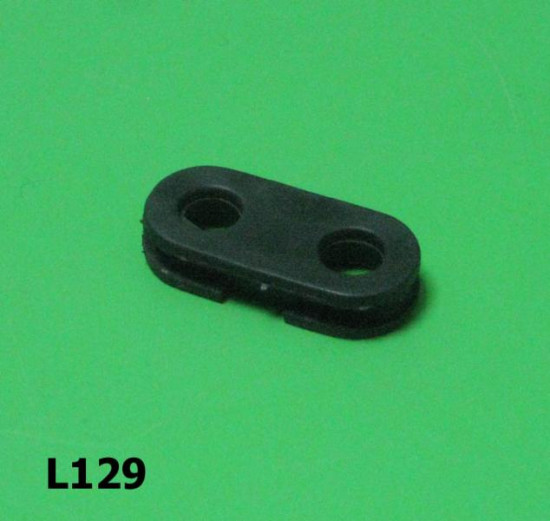 Headset top '8' shaped rubber grommet (for front brake and clutch cables)