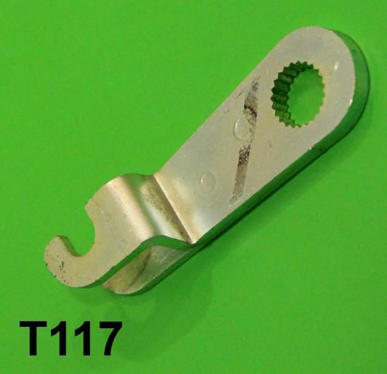 Front brake operating arm (on hub) Lambretta LD '57