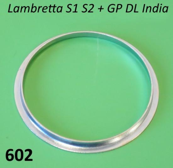 Handlebar L spacer - clutch lever side - Lambretta S1 + S2 + TV2 + DL /GP SIL