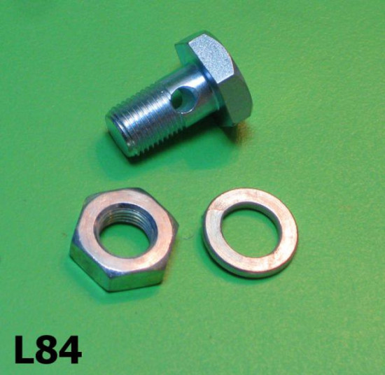 rear brake cable clamp