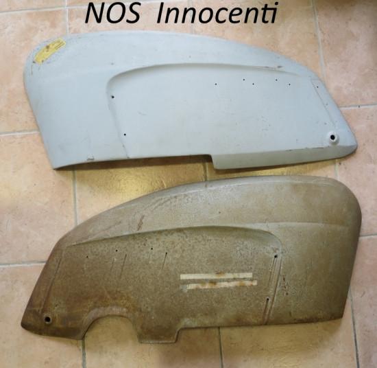 Original NOS pair Innocenti sidepanels Lambretta SX + TV3 + Special