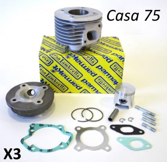 Complete 'Casa 75' performance kit for Lambretta J50 + Lui 50 + Lui / Vega 75cc
