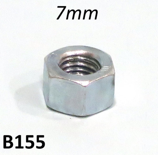 7mm cylinder head nut (11mm external / deep type)