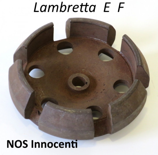 Original NOS Innocenti clutch bell for Lambretta E F