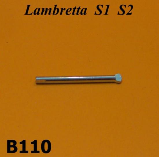 Perno per sportello bauletto porta oggetti Lambretta S1 S2