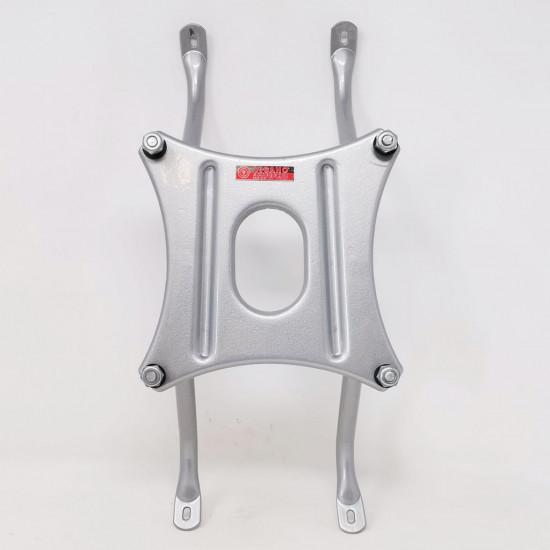 "Inside legshield wheel carrier Viganò ""Classico"" for Lambretta S1 - S2"