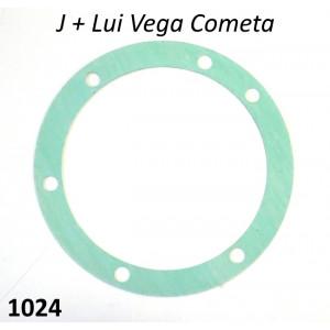 Mag housing gasket Lambretta J + Lui + Vega + Cometa