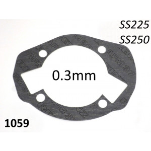 Cylinder gasket 0,3mm for Casa Performance SS225 kit
