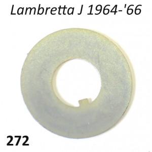 Lock washer for engine axle nuts Lambretta J 1964-'66