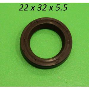 Viton oil seal (high resistance) for kickstart shaft 22x32x5.5 for Lambretta S1 + S2 + S3 + SX + GP