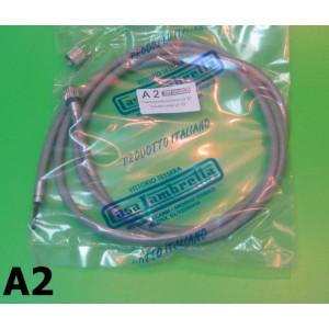Handlebar type speedo cable Lambretta D + LD