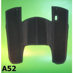 Black rubber mat Lambretta J