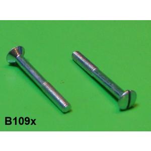 Handlebar cover screws Lambretta S2 + TV2
