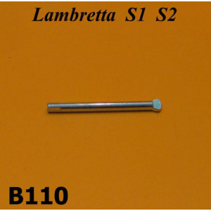 Toolbox door pin Lambretta S1 + TV1 + S2 + TV2
