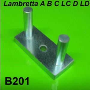 Estrattore per frizione Lambretta A B C LC D LD