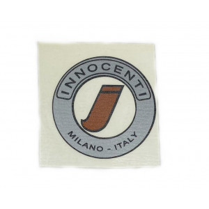 Front central legshield sticker Lambretta C125