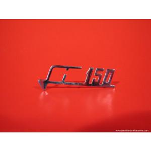 legshield badge 'LI150'