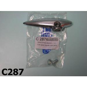 Right hand sidepanel handle