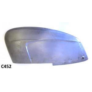 High quality sidepanel for Lambretta Special + TV3 + SX 150 + Serveta. Flywheel side.
