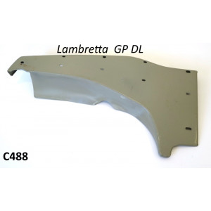 Left rear footboard for Lambretta GP DL (flywheel side)