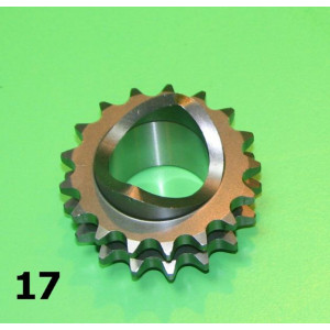High quality 17T front sprocket