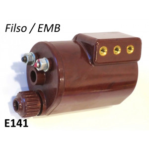 Bakelite H.T. ignition coil (original Filso type)