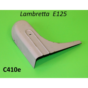 Final section of legshield (carb side) Lambretta E
