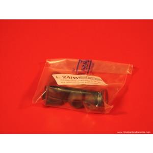 Handlebar anti vibration bush & shim kit (8 pieces)