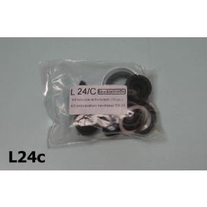Handlebar anti vibration bush & shim kit (10 pieces)