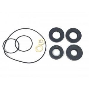 Complete engine oilseal + O ring set Lambretta D + LD 125cc