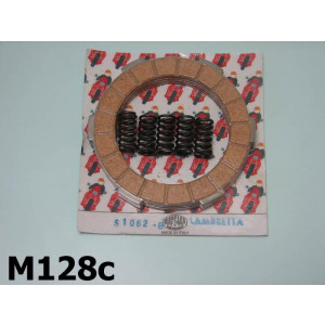 Surflex clutch plates (4 plates) + uprated springs (175cc  + 200cc models)