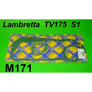 Complete engine gasket set Lambretta TV175 S1